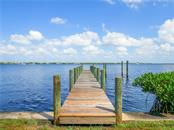 Private dock. - Single Family Home for sale at 2408 Riverside Dr E, Bradenton, FL 34208 - MLS Number is A4480609