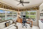 Florida room used as 2nd office with spectacular views - Single Family Home for sale at 7832 Panther Ridge Trl, Bradenton, FL 34202 - MLS Number is A4483837