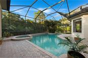 Heated pool and spa on an oversized lot with preserve views - Single Family Home for sale at 13223 Palmers Creek Ter, Lakewood Ranch, FL 34202 - MLS Number is A4484826