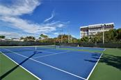 Tennis Courts - Condo for sale at 1200 E Peppertree Ln #602, Sarasota, FL 34242 - MLS Number is A4495963