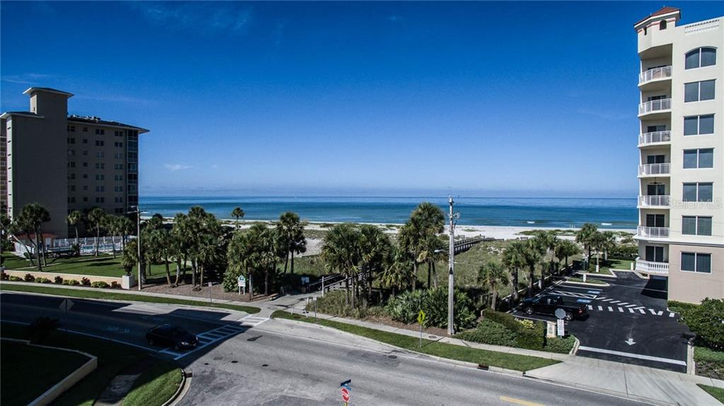 View from south end of Che Vista Site - Condo for sale at 830 The Esplanade N. #204, Venice, FL 34285 - MLS Number is N5909617