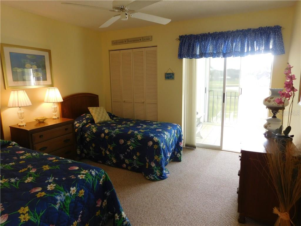 Guest Bedroom - Condo for sale at 435 Cerromar Ln #428, Venice, FL 34293 - MLS Number is N5911454