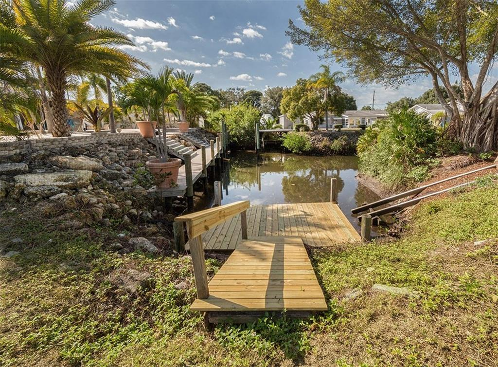 Dock - Single Family Home for sale at 1195 Brown St, Englewood, FL 34224 - MLS Number is N5911956