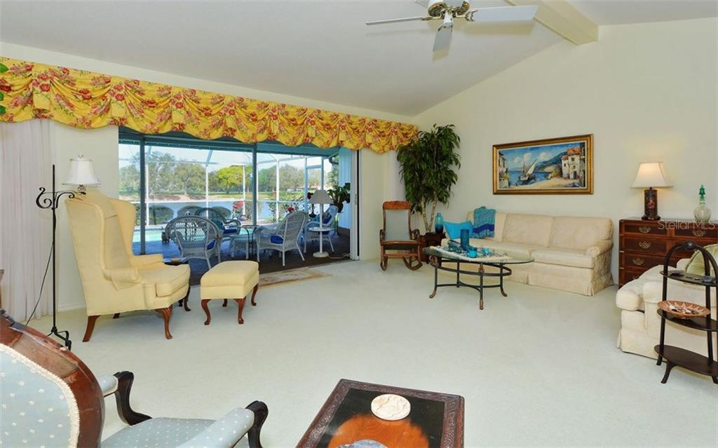 Living Room - Single Family Home for sale at 1933 Innisbrook Ct, Venice, FL 34293 - MLS Number is N5912040