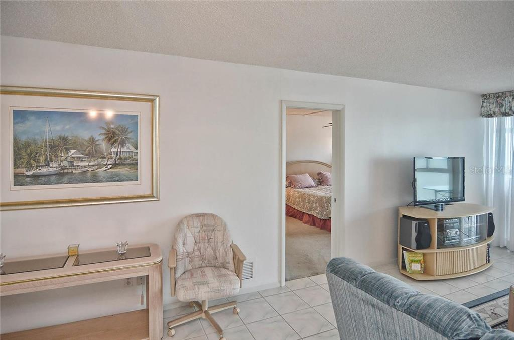 Living room to master bedroom - Condo for sale at 255 The Esplanade N #805, Venice, FL 34285 - MLS Number is N5912261
