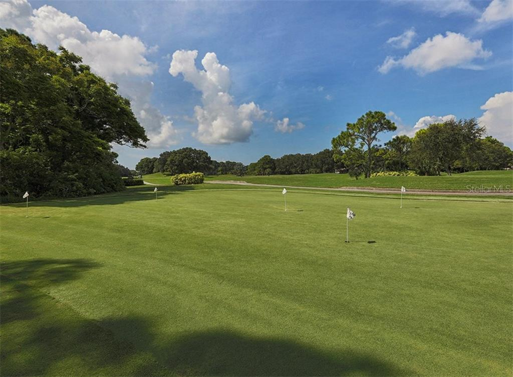 Golf course - Single Family Home for sale at 2122 Timucua Trl, Nokomis, FL 34275 - MLS Number is N5913111