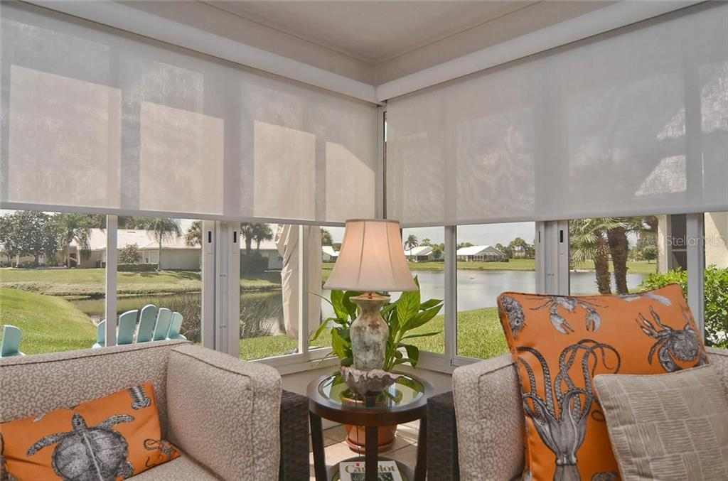 Florida room/view - Single Family Home for sale at 1812 Ashley Dr, Venice, FL 34292 - MLS Number is N5914047