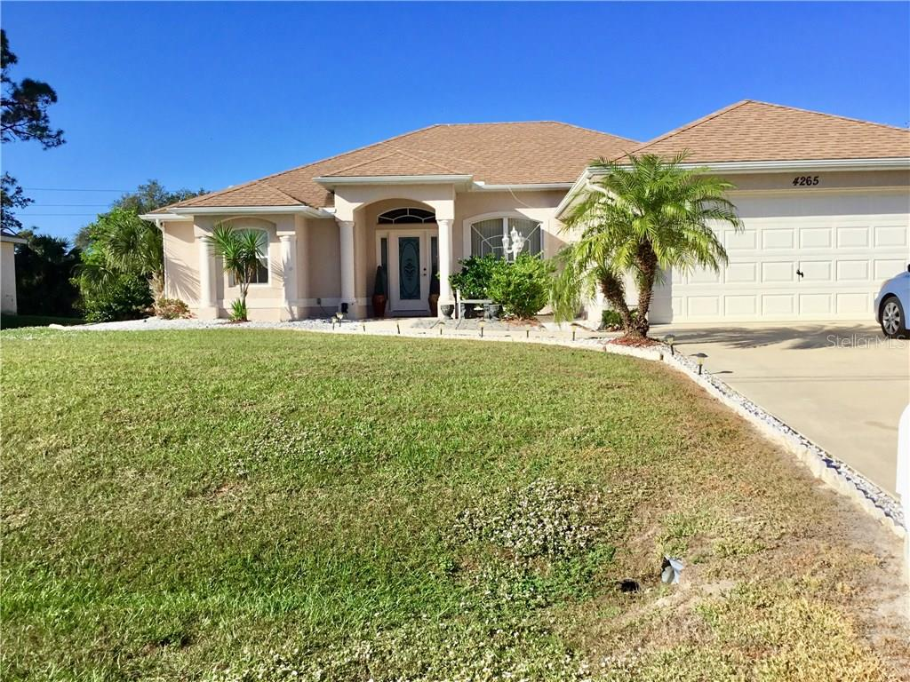 Your new home in Paradise  4265 Irdell Terrace - Single Family Home for sale at 4265 Irdell Ter, North Port, FL 34288 - MLS Number is N5915255