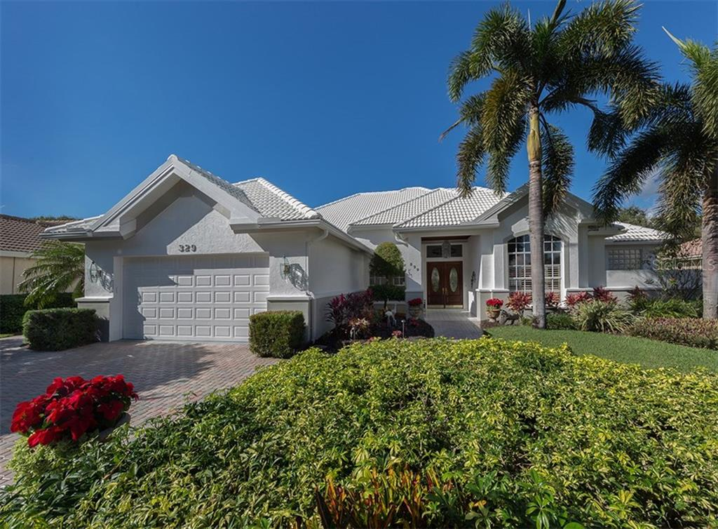 Mold Disclosure - Single Family Home for sale at 329 Venice Golf Club Dr, Venice, FL 34292 - MLS Number is N5915275