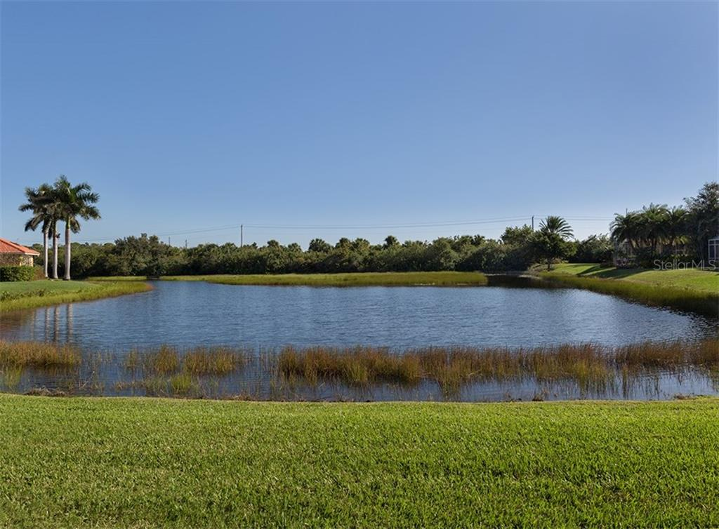 Lake view - Single Family Home for sale at 866 Wood Sorrel Ln, Venice, FL 34293 - MLS Number is N5915362
