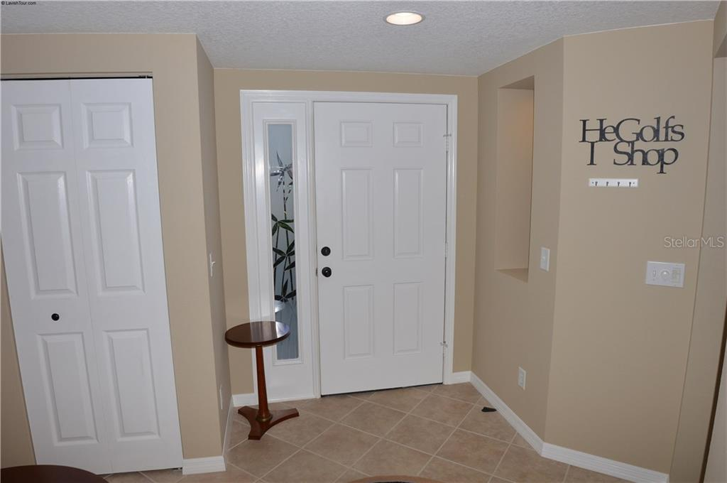 Foyer - Condo for sale at 903 Addington Ct #102, Venice, FL 34293 - MLS Number is N5916962