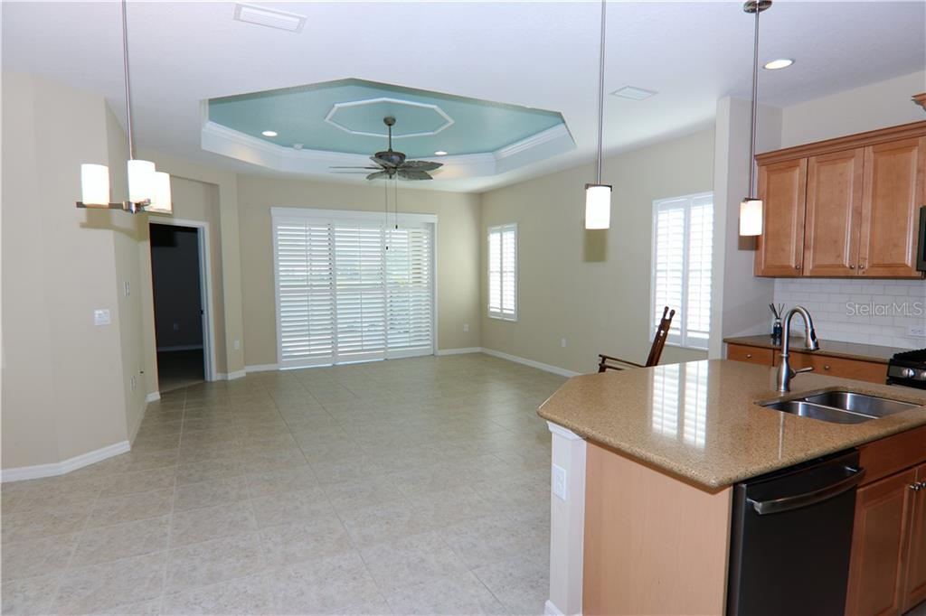 Enjoy The Beautiful Lake View - Villa for sale at 10731 Trophy Dr, Englewood, FL 34223 - MLS Number is N6100149