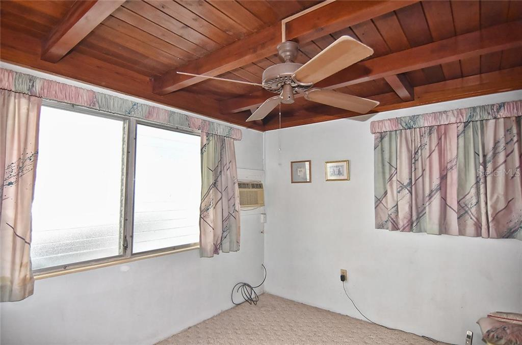 Bedroom 2 - Single Family Home for sale at 616 S Casey Key Rd, Nokomis, FL 34275 - MLS Number is N6100721
