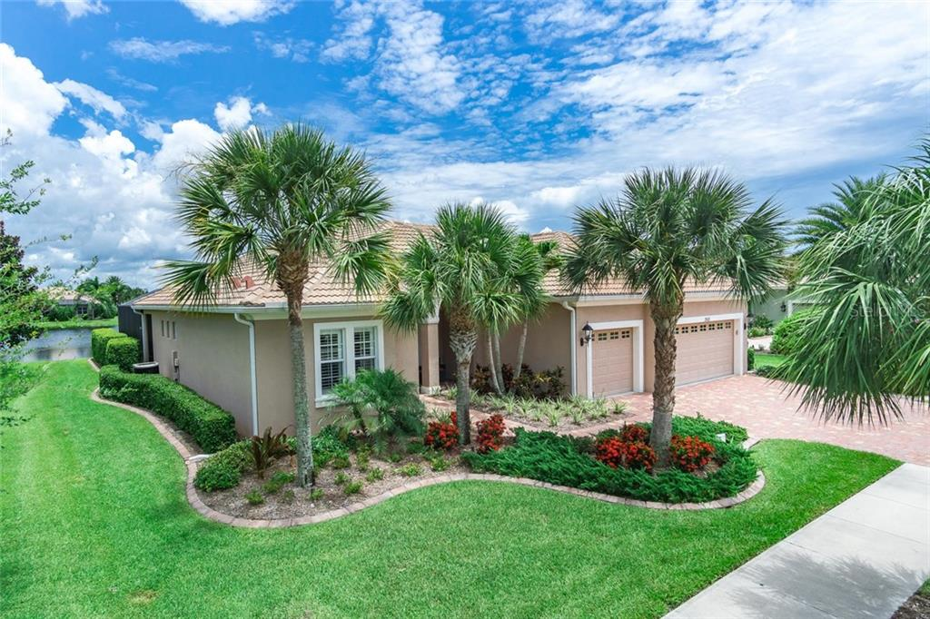 Floor Plan - Single Family Home for sale at 368 Marsh Creek Rd, Venice, FL 34292 - MLS Number is N6101204