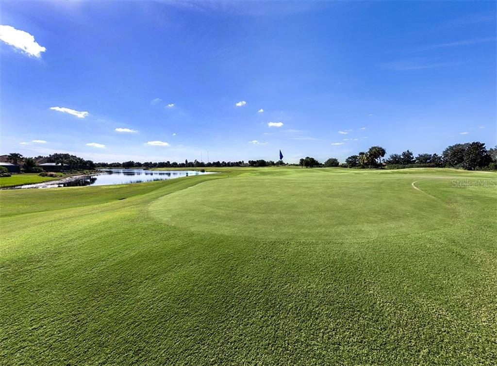 Golf course - Single Family Home for sale at 110 Martellago Dr, North Venice, FL 34275 - MLS Number is N6103159