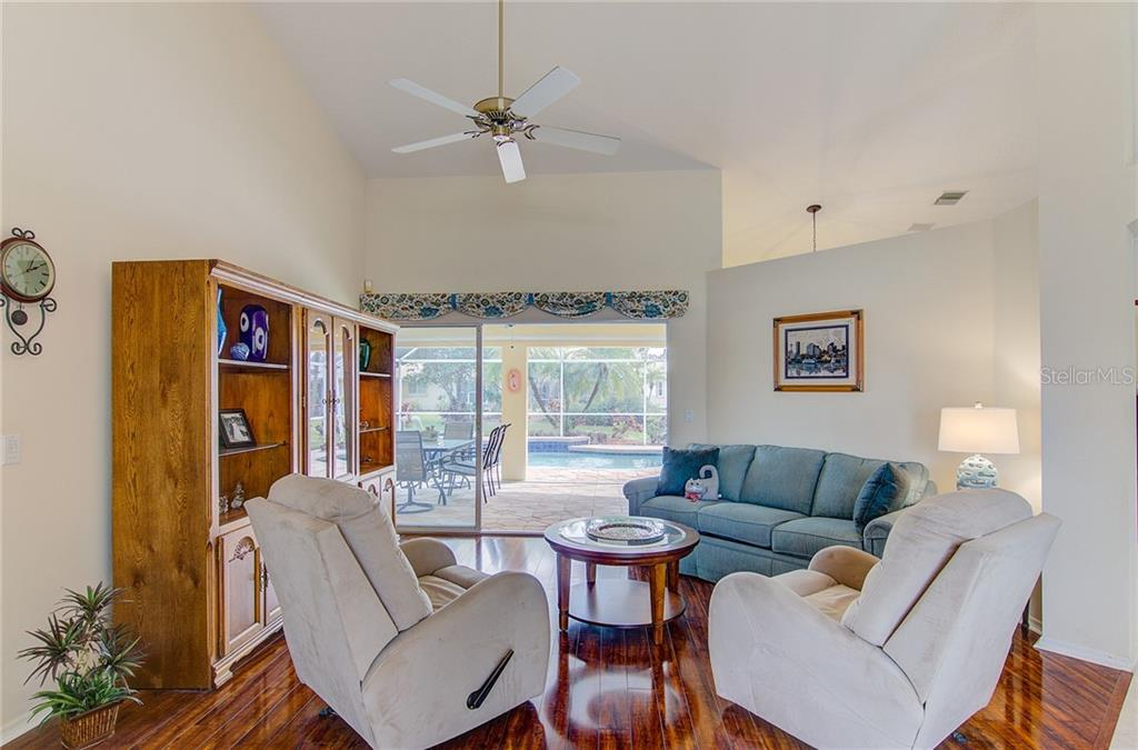 Living Room - Single Family Home for sale at 531 Pennyroyal Pl, Venice, FL 34293 - MLS Number is N6103229