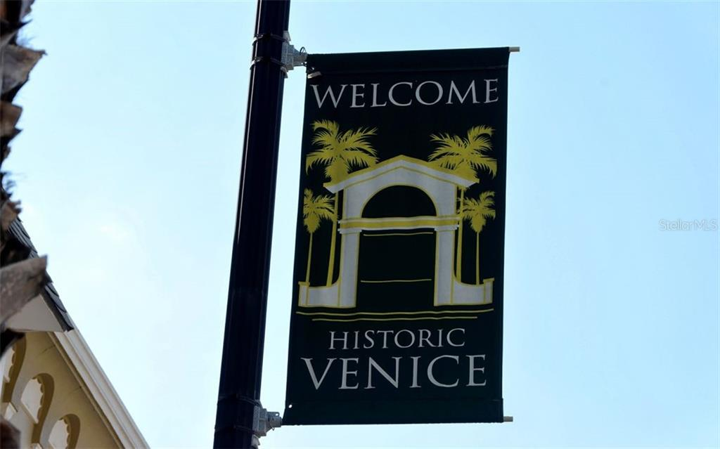 Welcome to Historic Venice - Single Family Home for sale at 1460 Strada D Argento, Venice, FL 34292 - MLS Number is N6104612