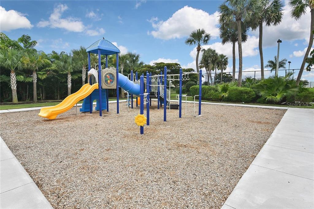 Playground - Single Family Home for sale at 166 Toscavilla Blvd, Nokomis, FL 34275 - MLS Number is N6105654