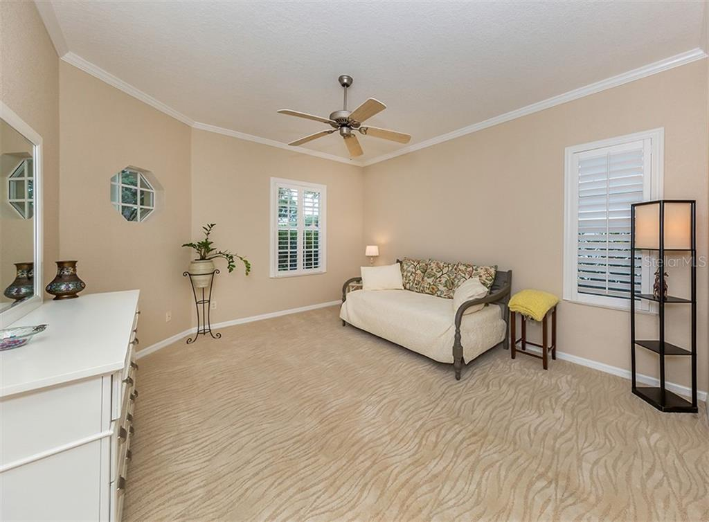 Bedroom 2 - Single Family Home for sale at 836 Connemara Cir, Venice, FL 34292 - MLS Number is N6105684