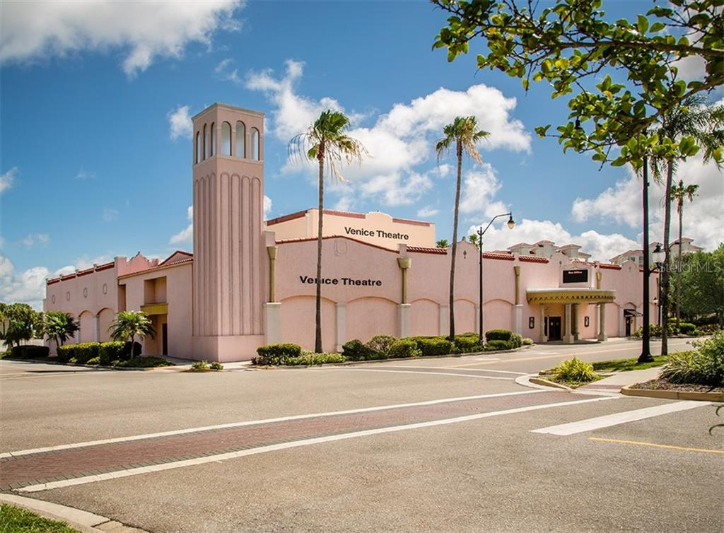 Venice Theatre - Single Family Home for sale at 429 Beach Park Blvd, Venice, FL 34285 - MLS Number is N6106119