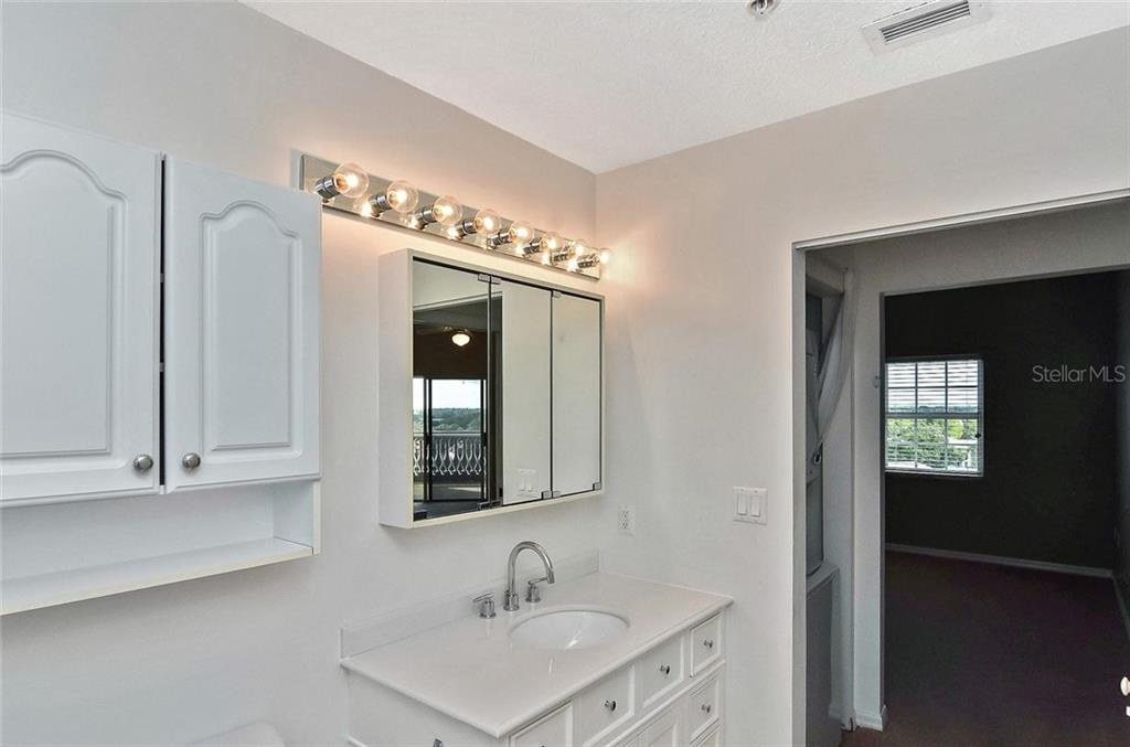 Master bath - Condo for sale at 3730 Cadbury Cir #614, Venice, FL 34293 - MLS Number is N6107624