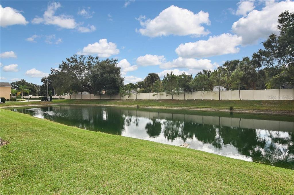 Pond - Townhouse for sale at 10713 Avery Park Dr, Riverview, FL 33578 - MLS Number is N6107928