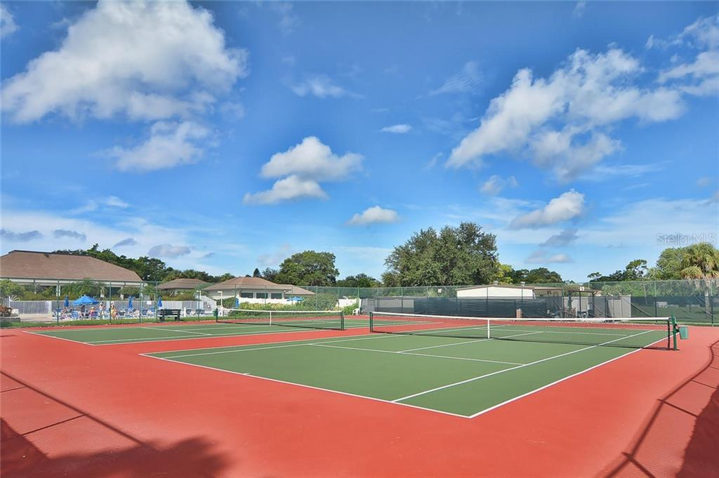 Tennis - Condo for sale at 626 Bird Bay Dr S #104, Venice, FL 34285 - MLS Number is N6107935