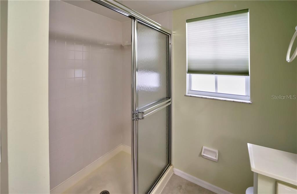 Master Bath with Shower - Condo for sale at 815 Montrose Dr #101, Venice, FL 34293 - MLS Number is N6107969