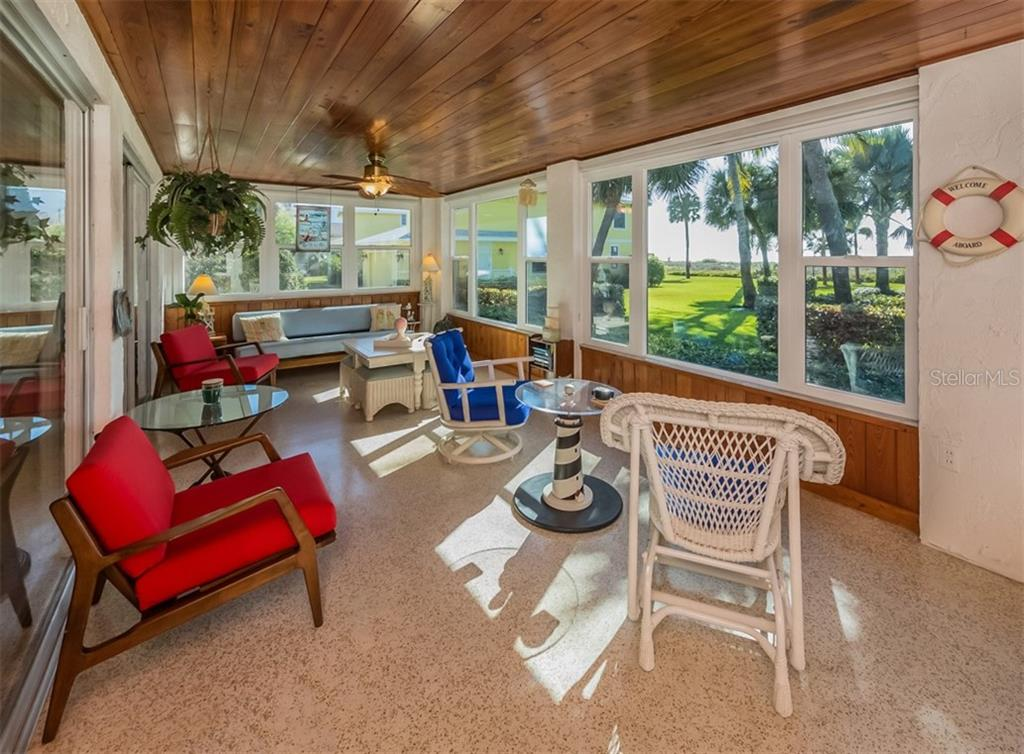 Florida room - Single Family Home for sale at 717 Valencia Rd, Venice, FL 34285 - MLS Number is N6109082