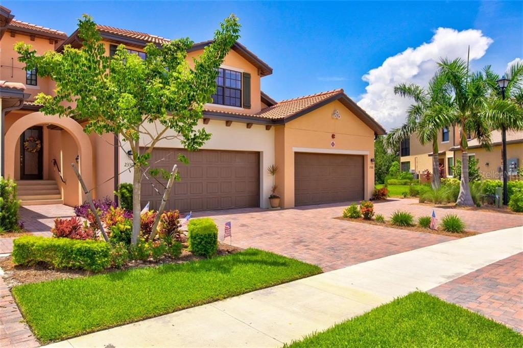 Lennar Homes Builder Features Sheet - Condo for sale at 23317 Awabuki Dr, Venice, FL 34293 - MLS Number is N6110937
