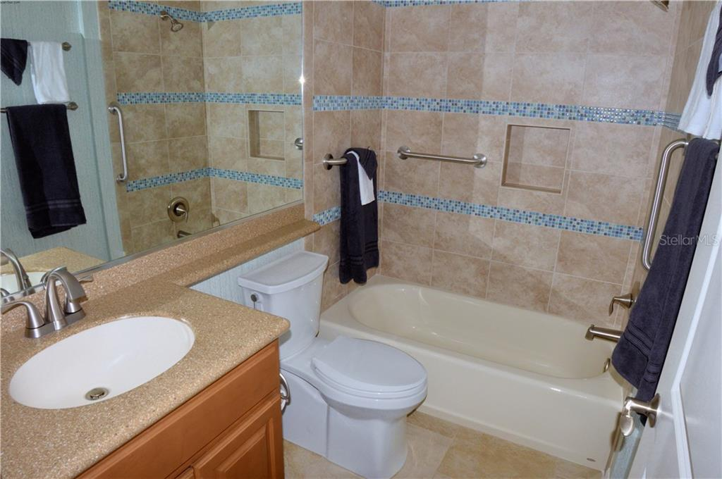 Guest bath - Villa for sale at 20117 Tesoro Dr, Venice, FL 34293 - MLS Number is N6111641