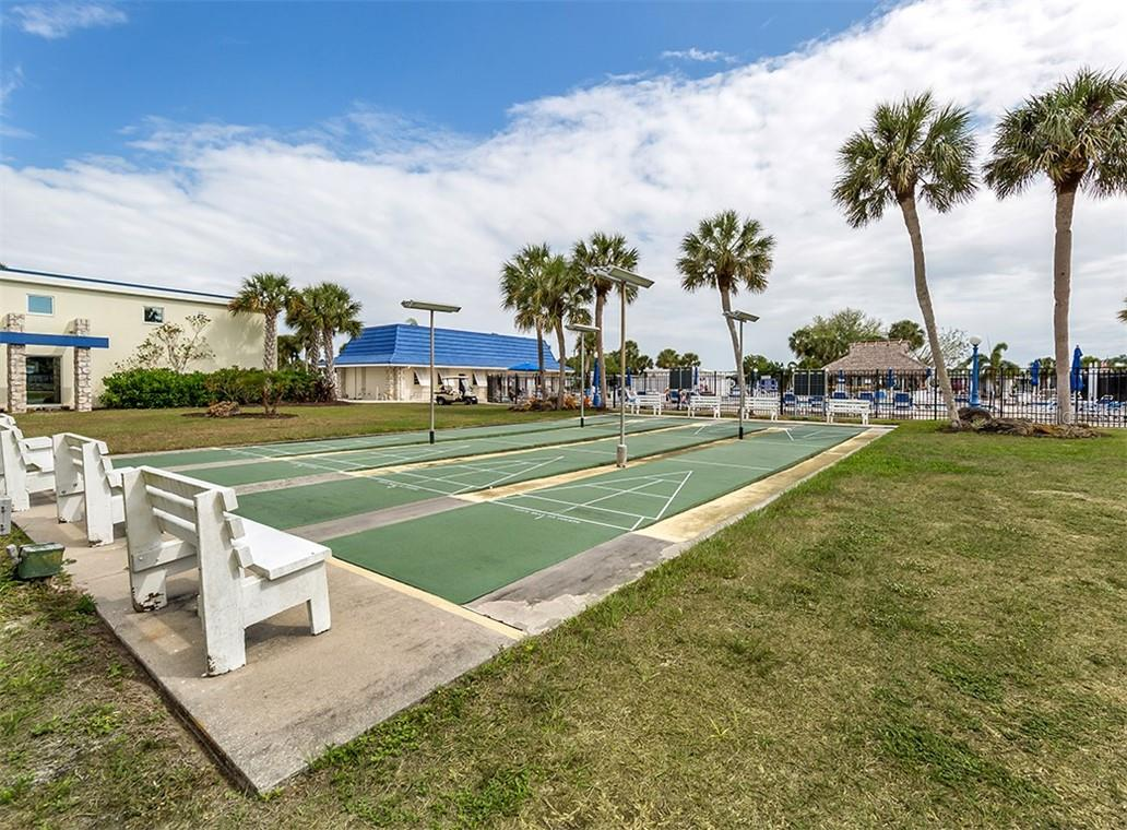 Shuffleboard - Single Family Home for sale at 512 Cervina Dr S, Venice, FL 34285 - MLS Number is N6113162
