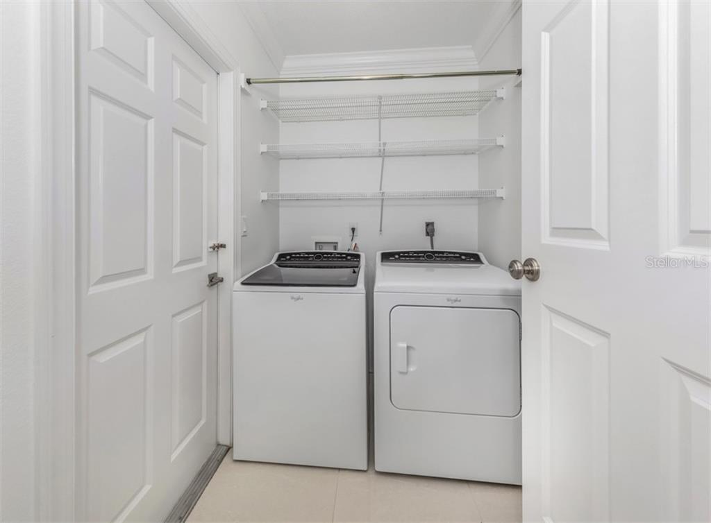 Laundry - Single Family Home for sale at 1321 Guilford Dr, Venice, FL 34292 - MLS Number is N6113272