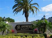 St. Andrews East Entrance Sign - Villa for sale at 1578 Monarch Dr #1578, Venice, FL 34293 - MLS Number is N5911451