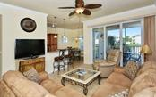 Great room opens to the patio - Condo for sale at 500 San Lino Cir #524, Venice, FL 34292 - MLS Number is N5912607