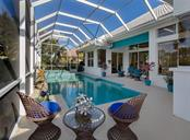 Pool and Lanai - Single Family Home for sale at 329 Venice Golf Club Dr, Venice, FL 34292 - MLS Number is N5915275
