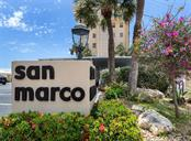 San Marco is a deed restricted, gulf-front condo complex that has a one-month rental policy (up to 12 times/year). No pets are allowed. - Condo for sale at 1255 Tarpon Center Dr #606, Venice, FL 34285 - MLS Number is N6100568