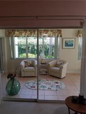 Lanai has been closed in and air conditioned - Villa for sale at 3723 Cadbury Cir #6, Venice, FL 34293 - MLS Number is N6100789