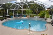 Pool - Single Family Home for sale at 537 Lake Of The Woods Dr, Venice, FL 34293 - MLS Number is N6106043