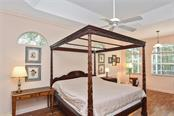 Master Bedroom - Single Family Home for sale at 1709 Hudson St, Englewood, FL 34223 - MLS Number is N6106345