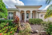 Front Entrance - Single Family Home for sale at 262 Pesaro Dr, North Venice, FL 34275 - MLS Number is N6107589