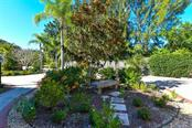 Front landscaping - Single Family Home for sale at 7785 Manasota Key Rd, Englewood, FL 34223 - MLS Number is N6107786