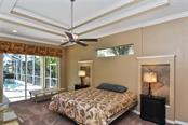 Master bedroom - Single Family Home for sale at 321 Dulmer Dr, Nokomis, FL 34275 - MLS Number is N6108685