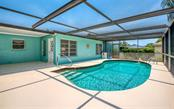 Pool - Single Family Home for sale at 404 Gulf Breeze Blvd, Venice, FL 34293 - MLS Number is N6110481