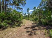 Cleared area which goes to the Myakka River - Vacant Land for sale at 9500 Myakka Dr, Venice, FL 34293 - MLS Number is N6111090