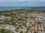 Aerial view towards the Bays - Vacant Land for sale at 230 Nassau St S, Venice, FL 34285 - MLS Number is N6111555