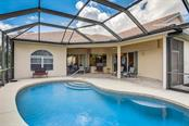 Pool, lanai - Single Family Home for sale at 1031 Scherer Way, Osprey, FL 34229 - MLS Number is N6111839