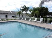 Heated Community Pool - Condo for sale at 1041 Capri Isles Blvd #121, Venice, FL 34292 - MLS Number is N6112042