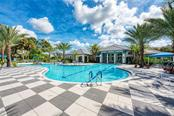 Pool Area - Villa for sale at 11433 Okaloosa Dr, Venice, FL 34293 - MLS Number is N6113314