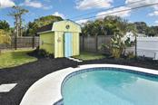 Pool, yard - Single Family Home for sale at 991 Kimball Rd, Venice, FL 34293 - MLS Number is N6113781